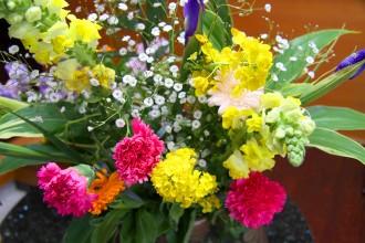 ちちぶ温泉はなのや今週の花