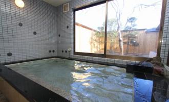 大浴場花の湯内湯