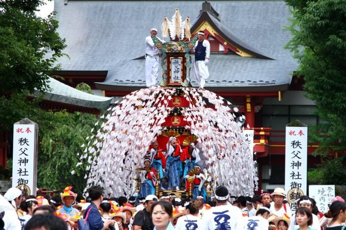 秩父川瀬祭